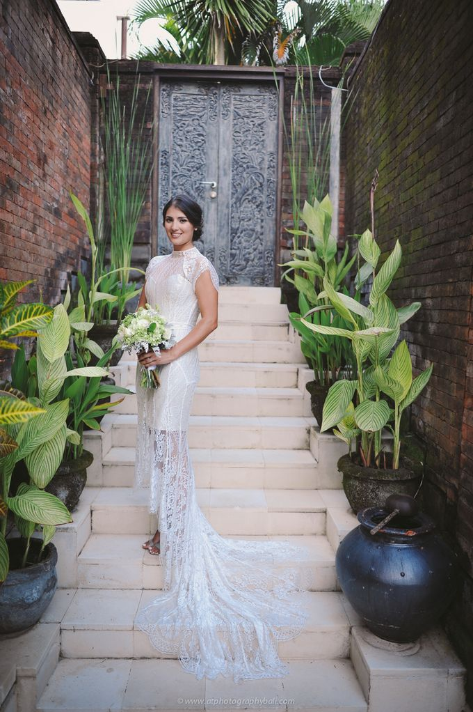 Jade & Jeremy | Wedding in Bali by AT Photography Bali - 020
