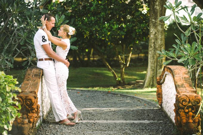 Melodie & Damien - Honeymoon in Bali by AT Photography Bali - 001