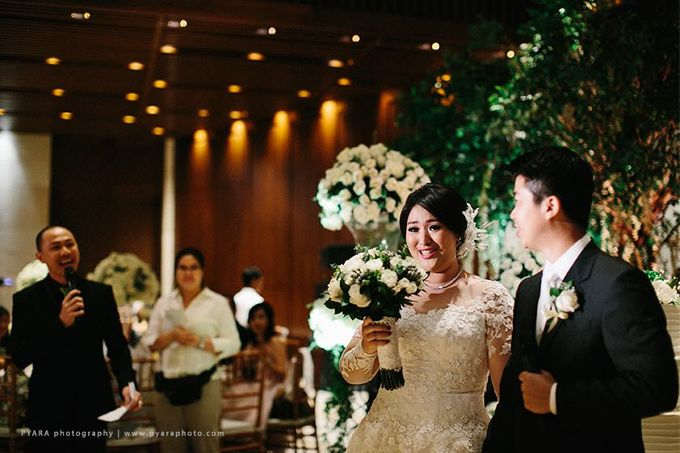 WEDDING OF FRENKY & ELLEN by Sofitel Bali Nusa Dua Beach Resort - 008
