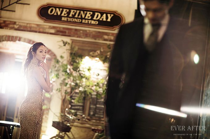 Korea Pre-Wedding Photoshoot - Studio 20 by Willcy Wedding by Willcy Wedding - Korea Pre Wedding - 007