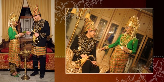 Rara & Fajri by Expose Wedding Photography - 009