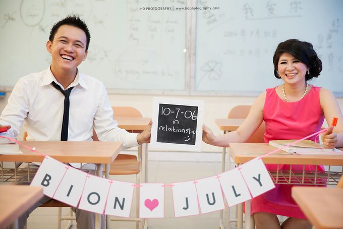 Bion & Juli - Pre wedding by HD Photography - 007