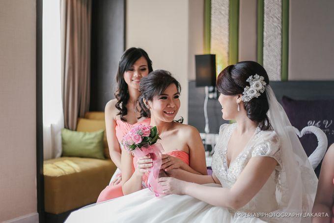 Yohanes & Vhina Wedding by Imperial Photography Jakarta - 009