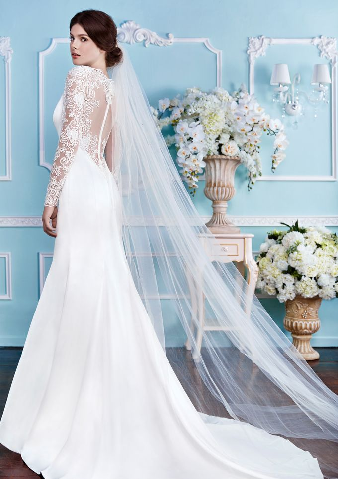 Orchid Wedding Gown Collection by Digio Bridal - 008