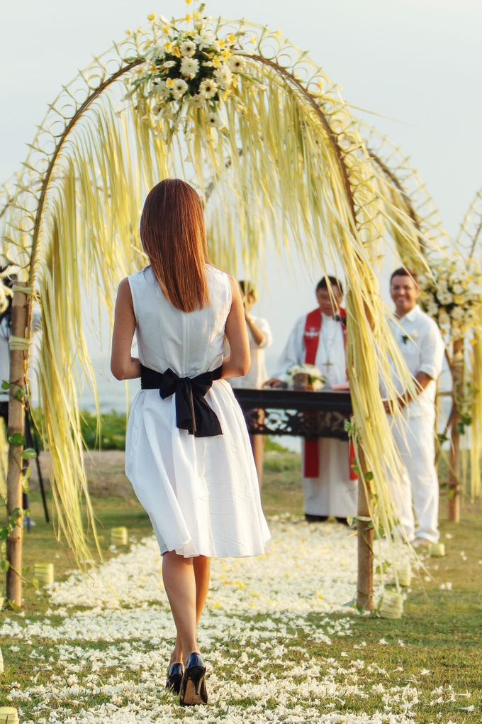 Unforgettable Vow by D'studio Photography Bali - 006