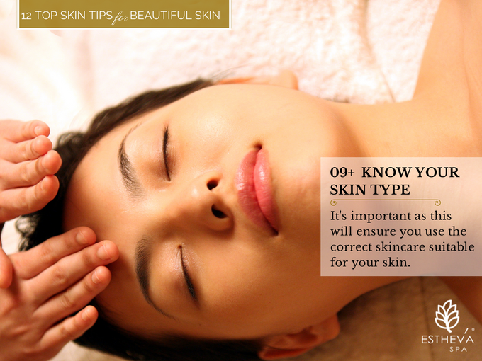 Top 12 Skincare Tips for Beautiful and Younger Skin by ESTHEVA Spa - 010