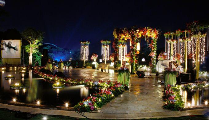 Wedding at On Green by Raffles Hills Cibubur - On Green Garden Venue - 013