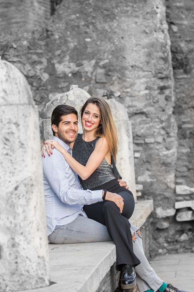 Engagement of Benedetta & Manolo by DR Creations - 008