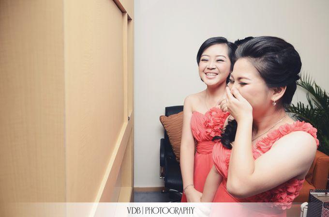 [Wedding Day] Rio & Winnie by VDB Photography - 035