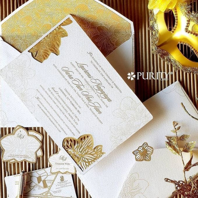 'The White Gatsby' Invitation by PurityCard - 003