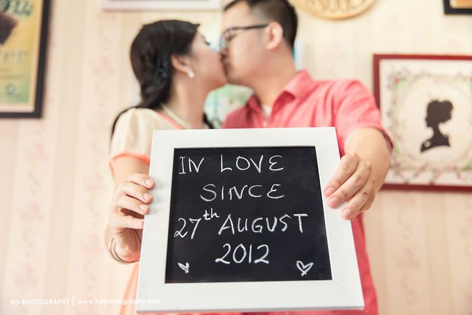 Eko & Sanyeni - Pre wedding by HD Photography - 006