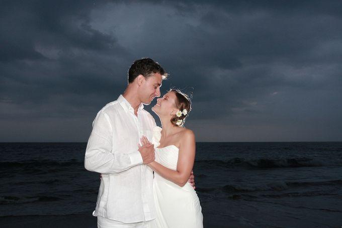 Beach Wedding by lombok wedding planner - 002