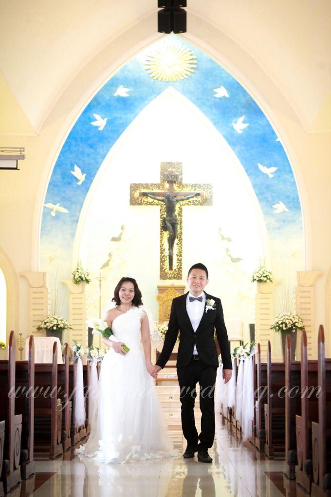 Wedding Blessing Ceremony Part V by Jasmine Wedding Bali - 004