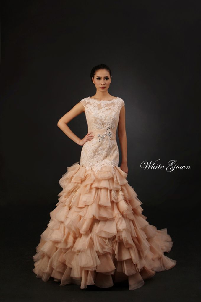 Wedding dress & Evening Gown by Tati Photo - 013