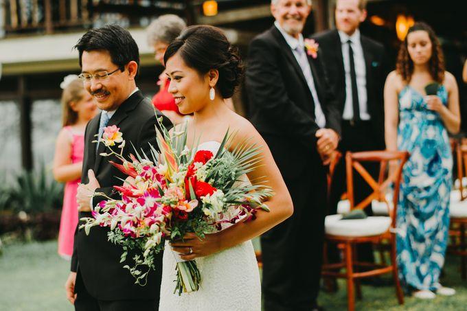 The Wedding of Mark & Maria by BDD Weddings Indonesia - 009