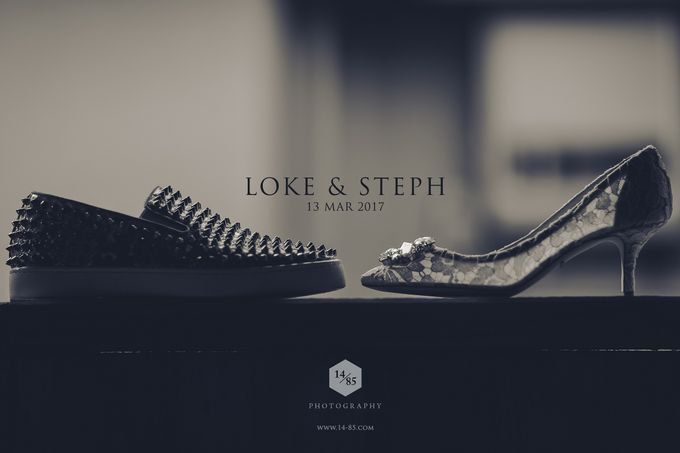 Loke and Steph by Luxury Weddings Australia - 001