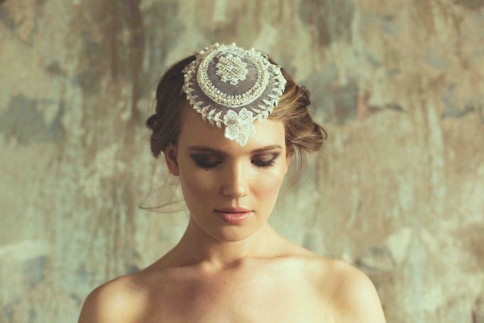 Millinery Collection by Alana Aoun - 004