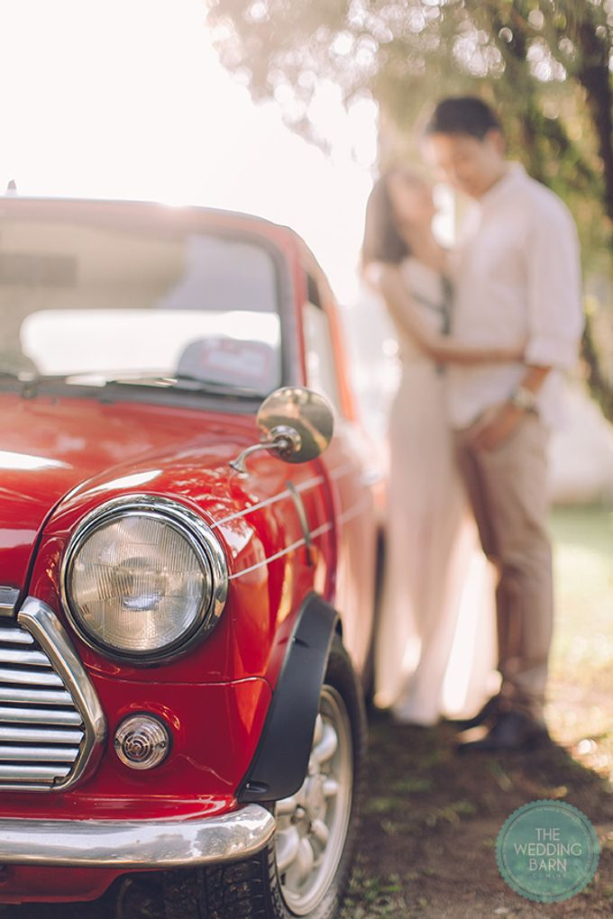 Rustic &Vintage photography by The Wedding Barn Gallery - 007