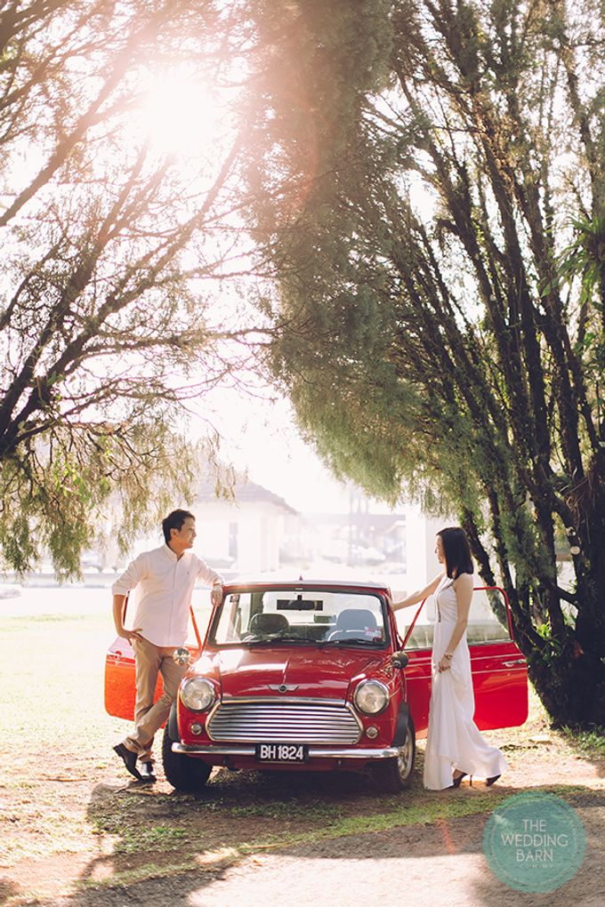 Rustic &Vintage photography by The Wedding Barn Gallery - 009