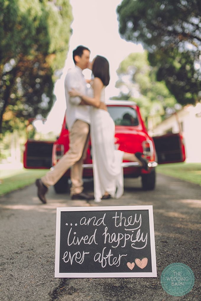 Rustic &Vintage photography by The Wedding Barn Gallery - 020