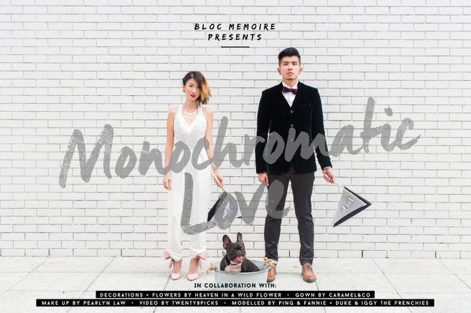 Monochromatic Love by Caramel & Co. - 001