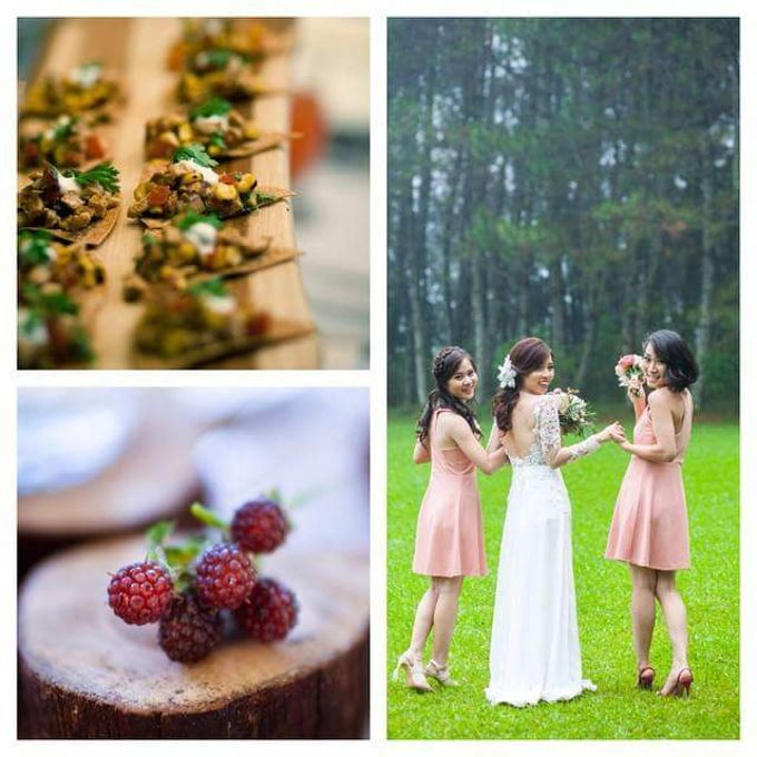 a Forest Wedding by Bozza Event Organizer - 012