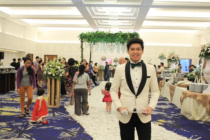 MC Wedding Menara Mandiri Jakarta - Anthony Stevven by IKK Wedding Planner - 002