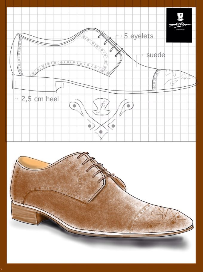 Shoe Design by Philip Formalwear - 007