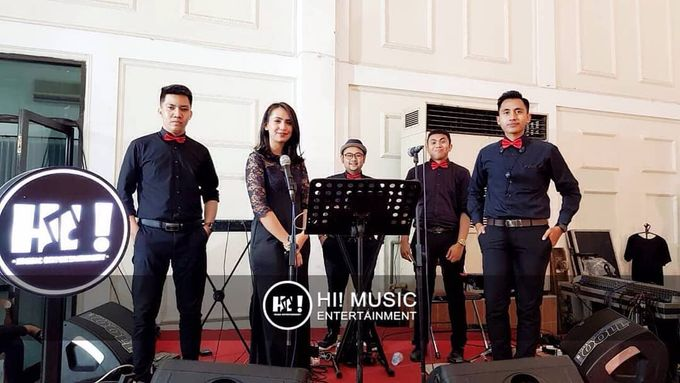 Wedding Reception Events (The Band) by Hi! Music Entertainment - 013