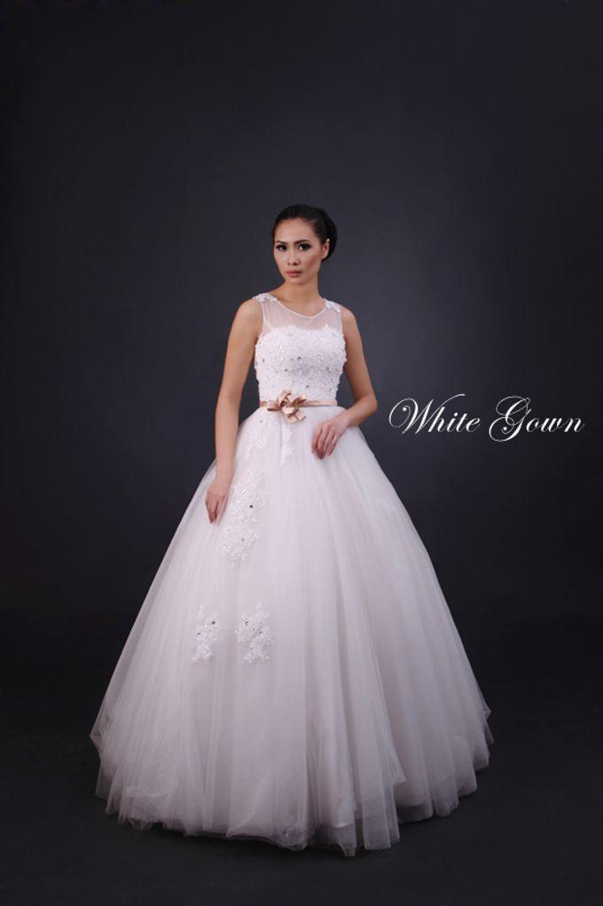 Wedding dress & Evening Gown by Tati Photo - 005