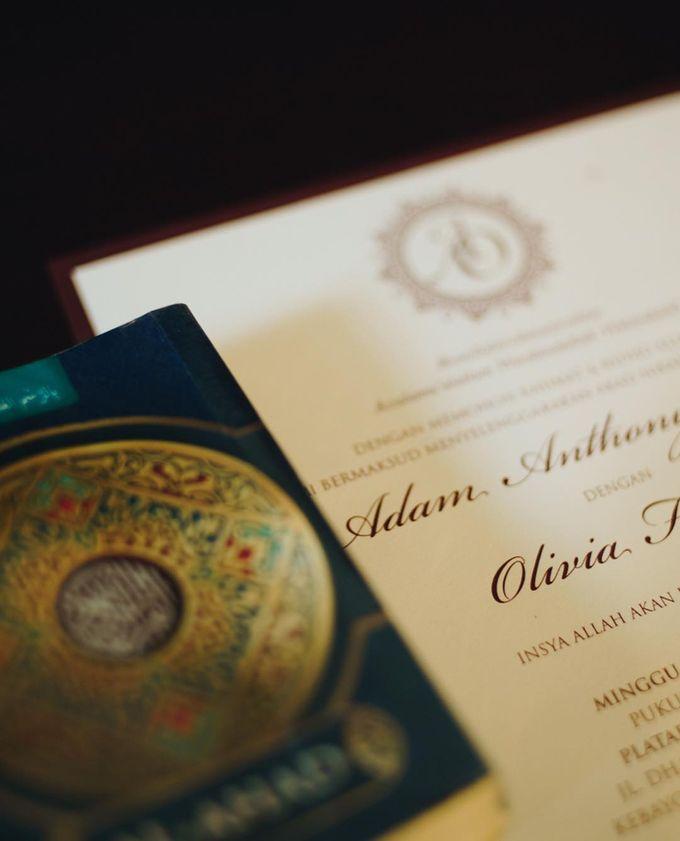 Wedding Olivia & Adam by VAIA - 001