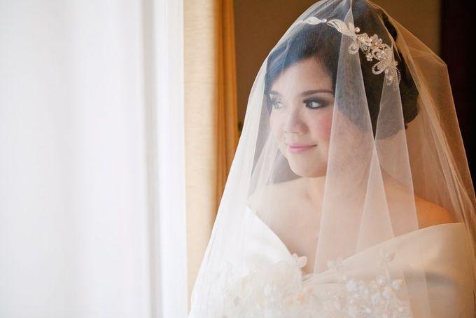Adrian & Widi Wedding by Marcelline Vony MUA - 002