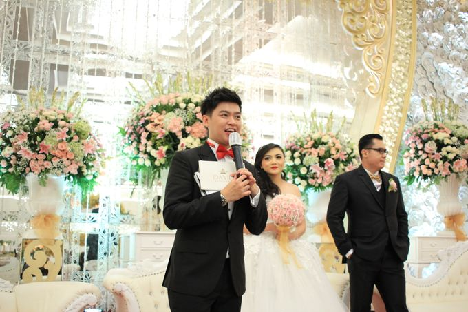 Mc Wedding Menara mandiri  Plaza Bapindo Jakarta - Anthony Stevven by IKK Wedding Planner - 014