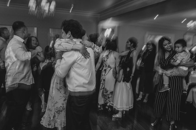 H&B - WEDDING DAY IN MELBOURNE by IU PHOTOGRAPHY - 029