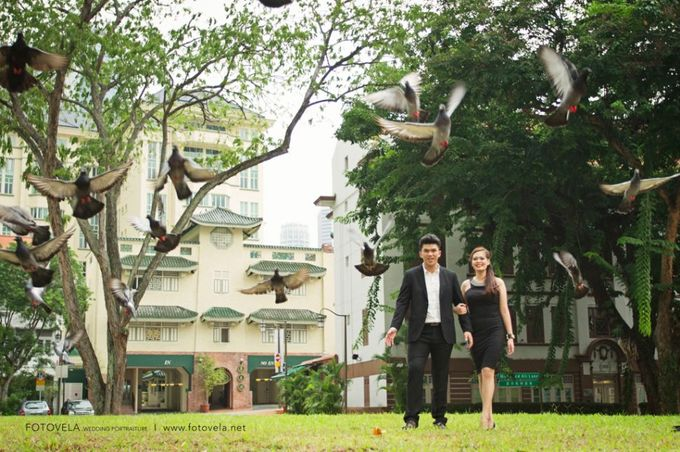 Febrian & Christy Singapore prewedding by fotovela wedding portraiture - 013