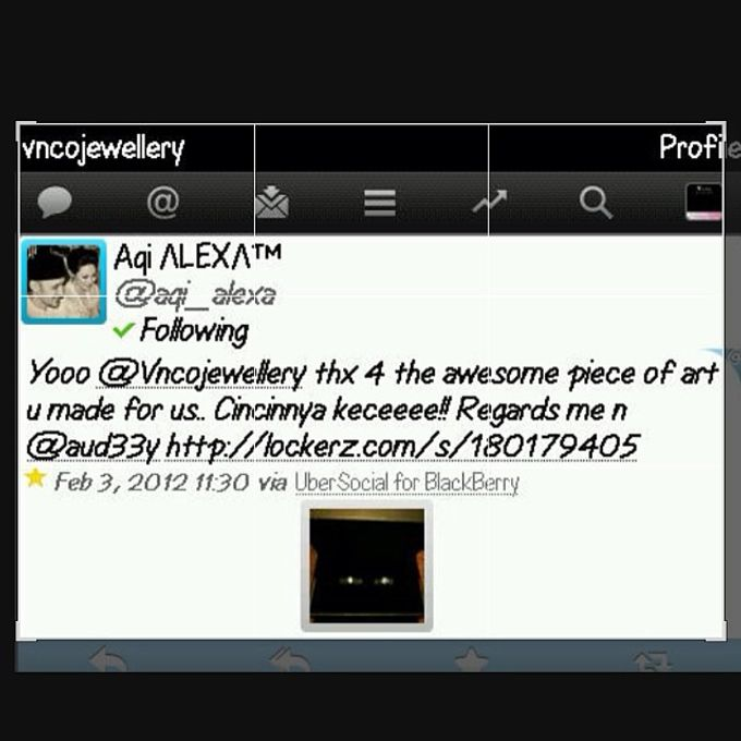 testimoni & review customer by V&Co Jewellery - 010