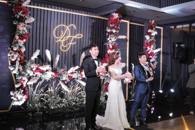 MC Wedding Intimate Suasana Restaurant Jakarta - Anthony Stevven by Anthony Stevven - 017
