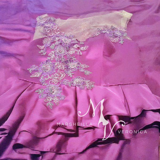 Custom made gown by MVbyMarsheillaVeronica - 006