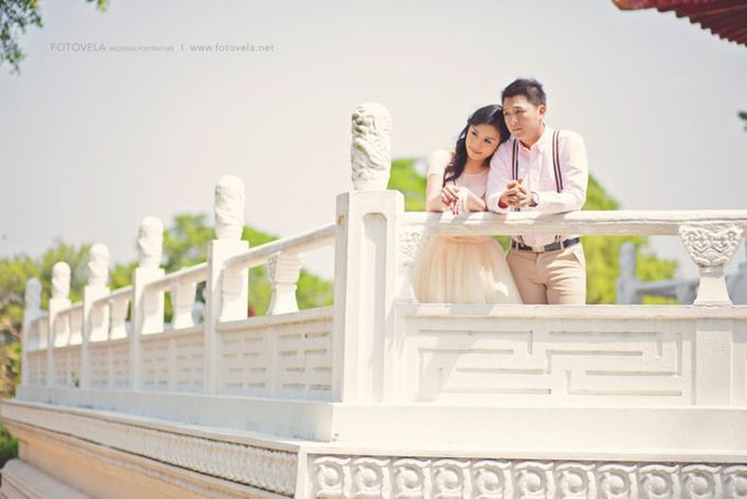 singapore Prewedding Fendy & Jeany by fotovela wedding portraiture - 007