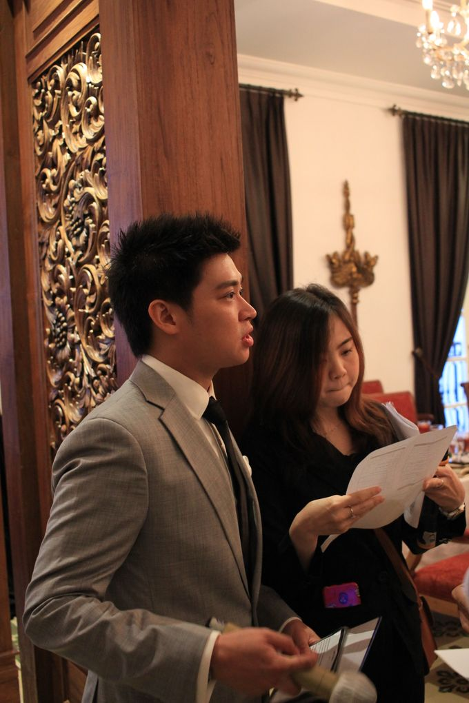 MC Wedding Intimate Plataran Menteng Jakarta - Anthony Stevven by THE PALACE Jeweler - 021
