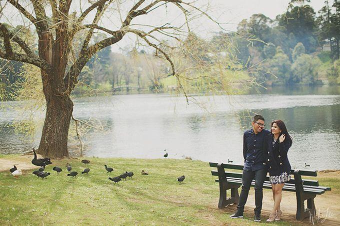 Rendy + Sity: Melbourne, I'm in Love by Wiki Lee - 020