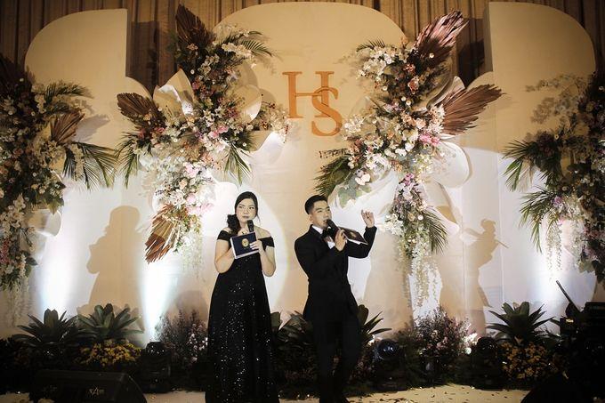 Wedding of HENDRY & SISCA by Aldo Adela MC & Magician - 003