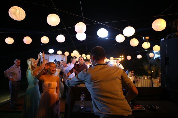 Wedding of Jen & Adrian by Majestic wedding & event DJs - 001
