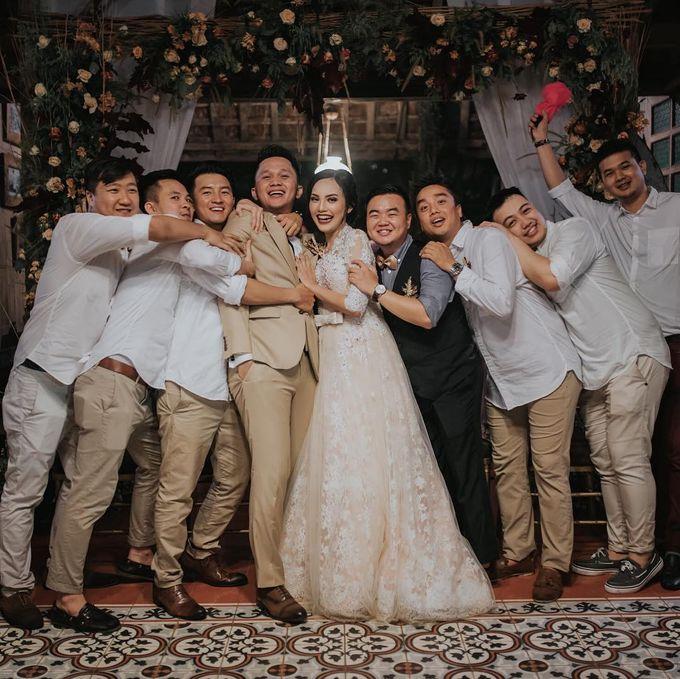 Wedding at Plataran Cilandak by Catalina Flora - 008