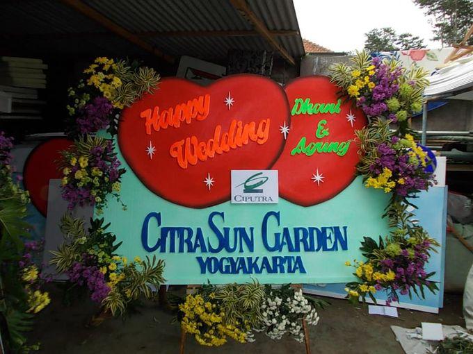 Flowers by Toko Bunga Malang Dendro Florist - 004