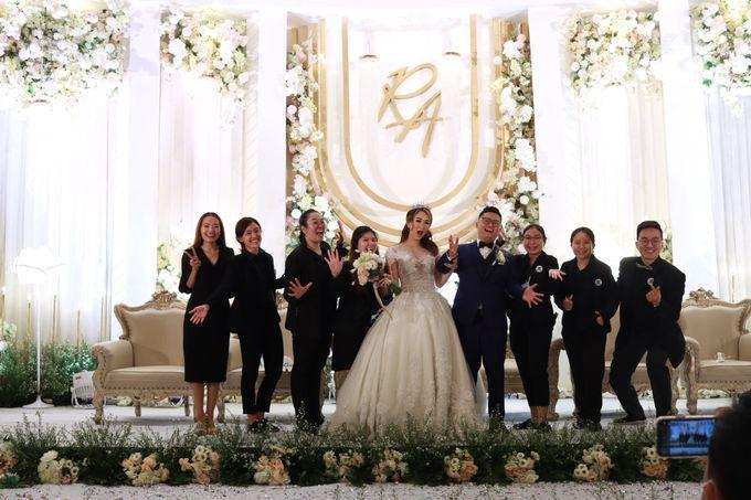 Entertainment Jazz Wedding JW Marriott Jakarta - Double V Entertainment by JW Marriott Hotel Jakarta - 004