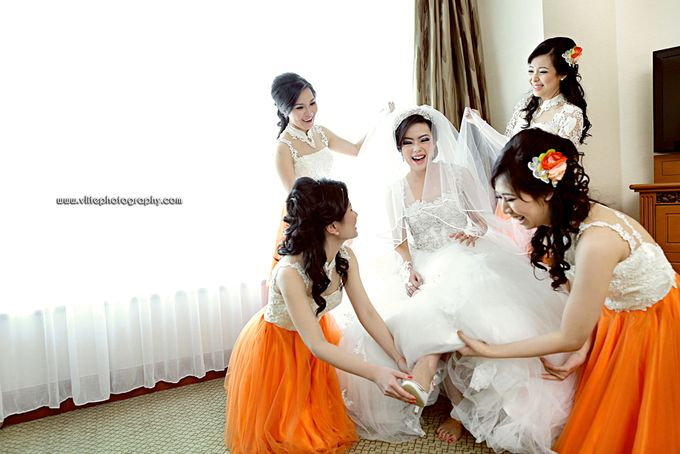 Wedding of Erick & Stephanie by V-lite Photography - 008