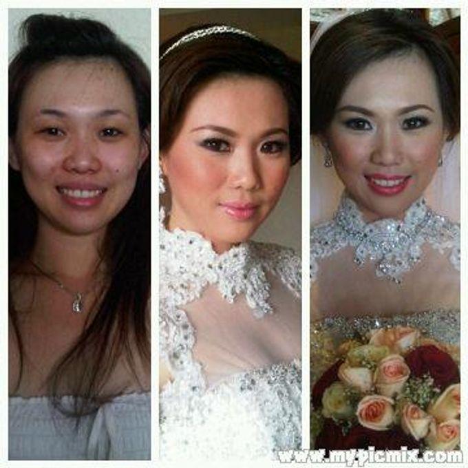 wedding dewi - han han by paul make up artist - 001