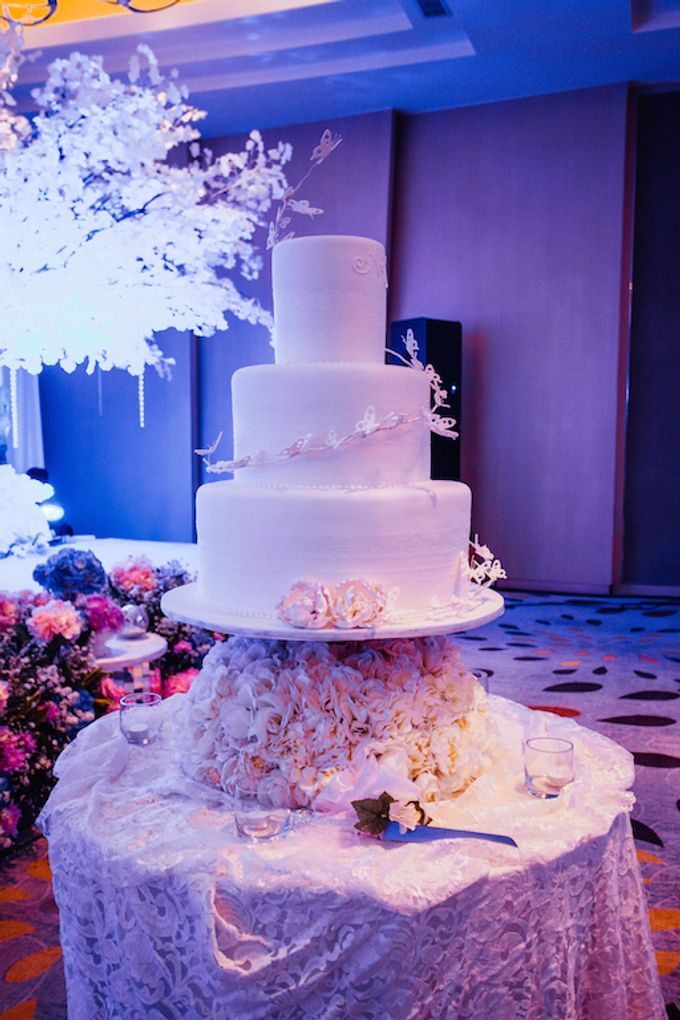 The Wedding Cake by Pullman Jakarta Indonesia - 003