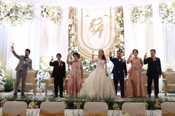 Entertainment Jazz Wedding JW Marriott Jakarta - Double V Entertainment by JW Marriott Hotel Jakarta - 017